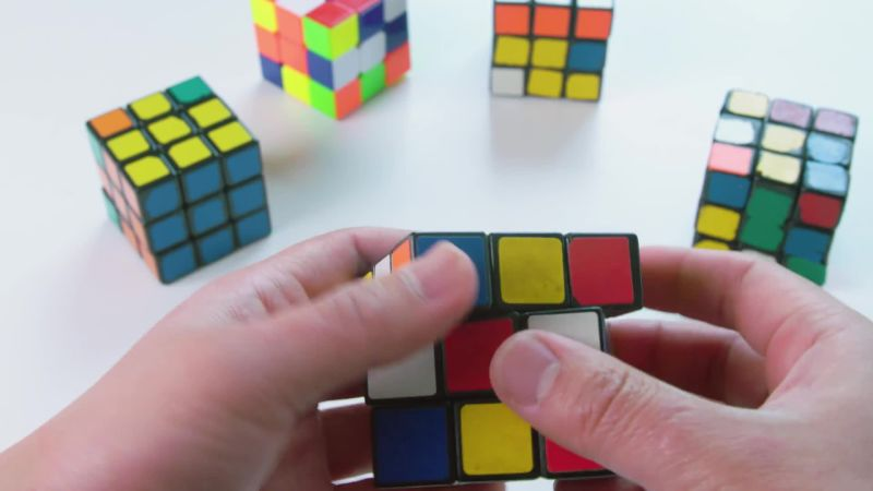 Rubik's Cube Game - Play Online