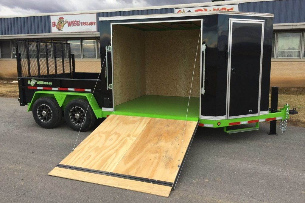 How to select a perfect custom trailer?