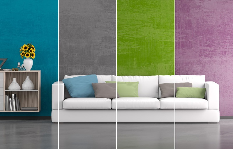 Dependable And Affordable Painting Services - Interior Design