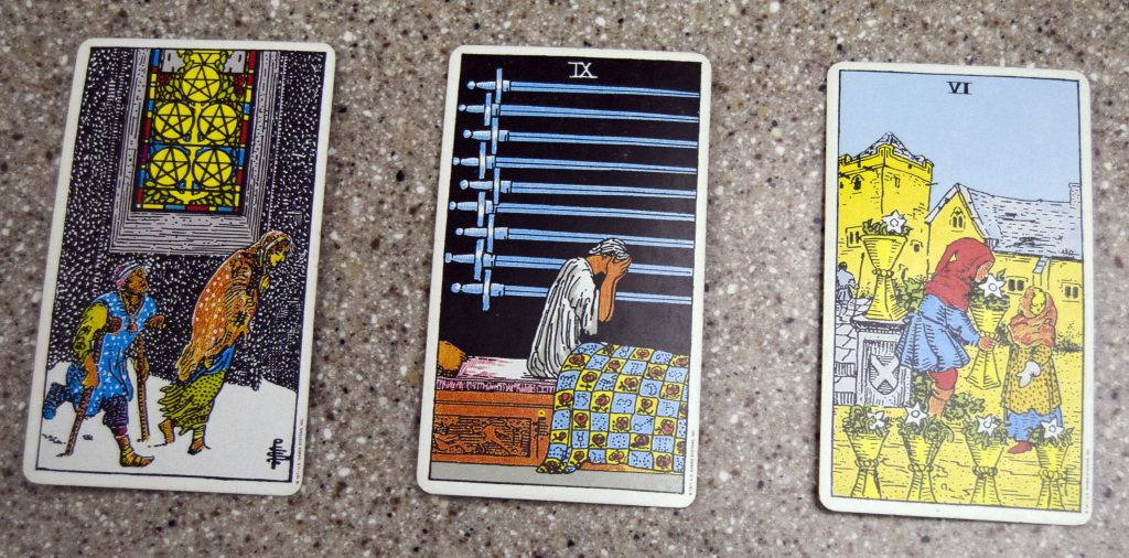 The Tarot Card Analysis Conceal
