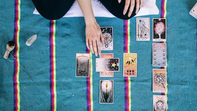 Having An Intriguing Tarot Card Card Meanings Functions